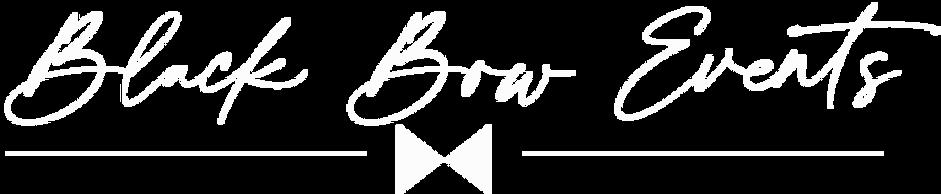 BlackBowEvents Logo white.png
