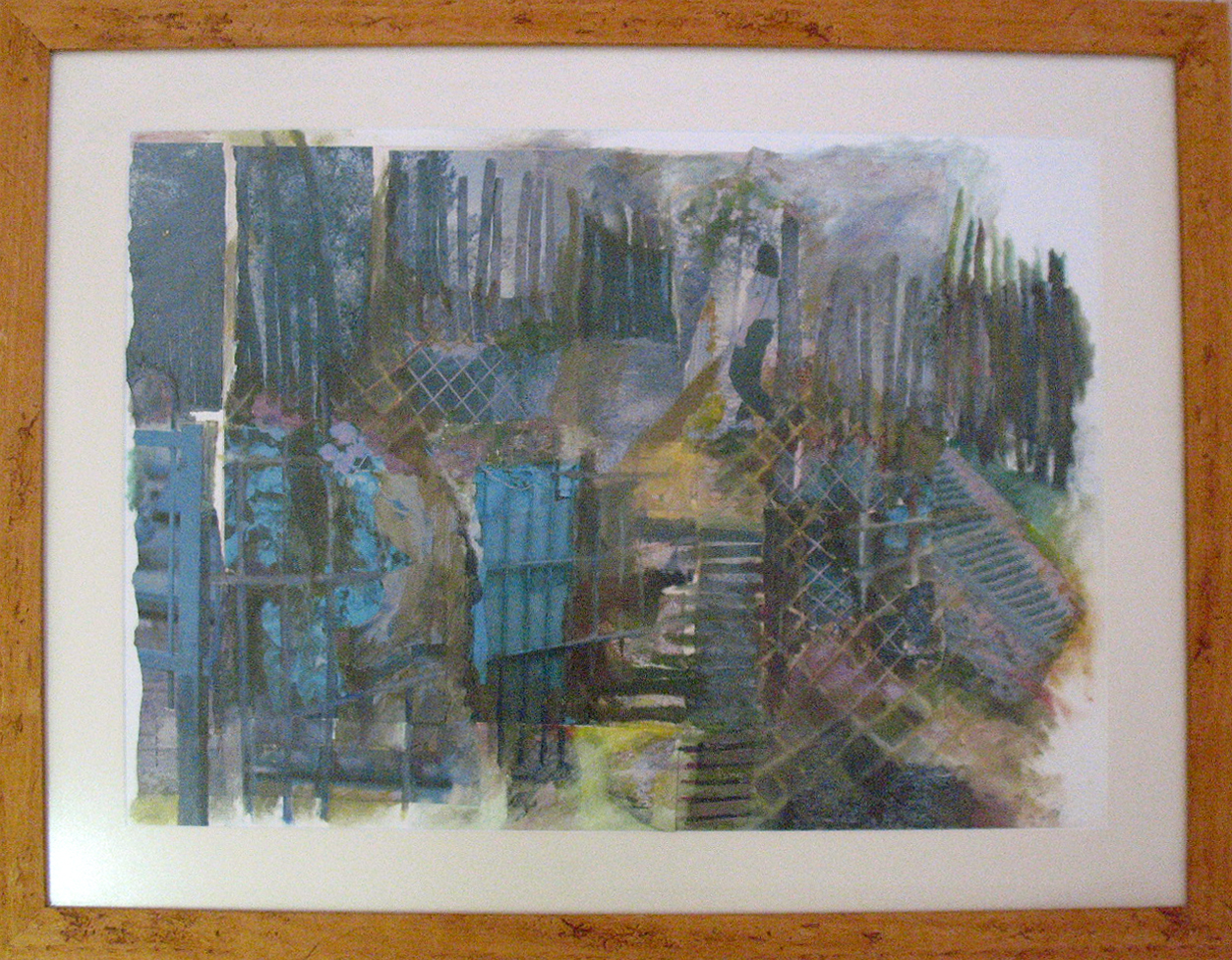 Collage landscape