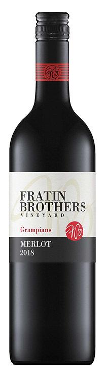 Fratin Brothers 2018 Grampians Merlot