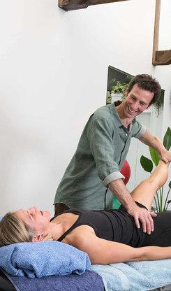 Jen's Clinic psoas test