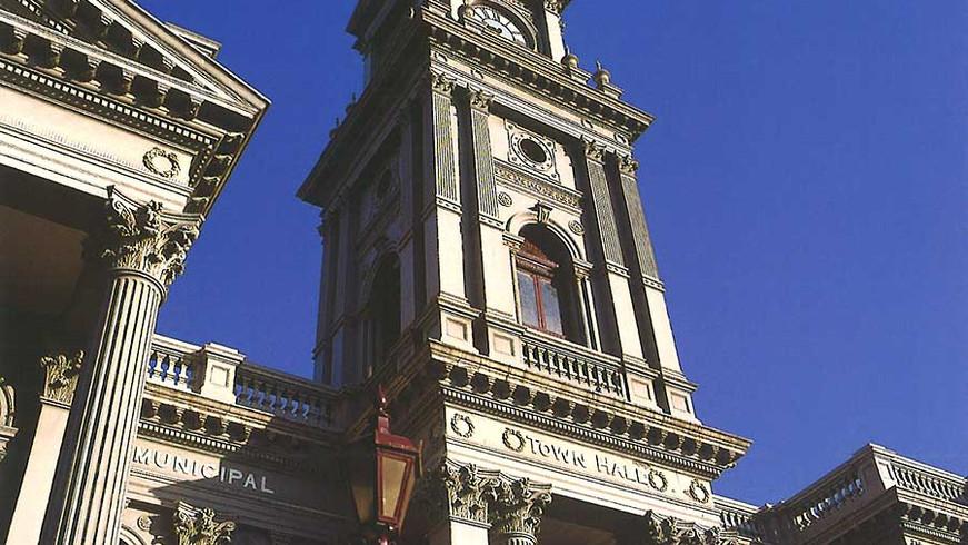 Fitzroy Townhall Renovations, Public Building, Fitzroy
