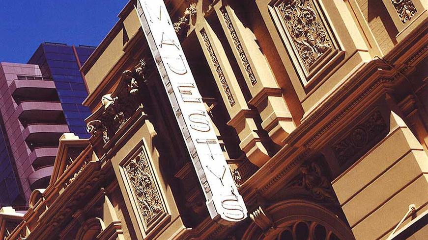 Her Majesty's Theatre Renovations, Public Building, Melbourne