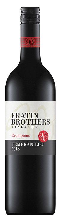 Fratin Brothers 2018 Grampians Tempranillo