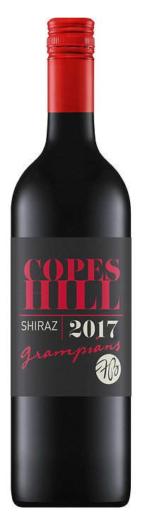 Fratin Brothers 2017 Copes Hill Shiraz