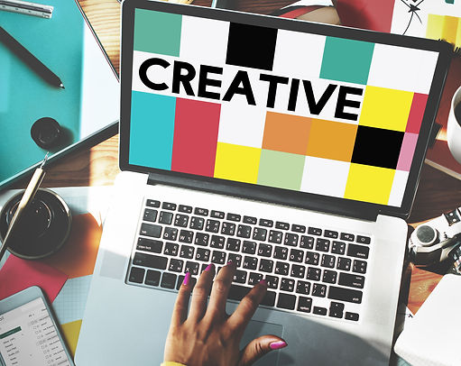 Creative ideas Imagination Innovation In