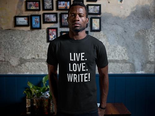 Live. Love. Write!