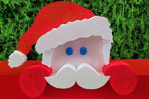 Santa Asomado Mini