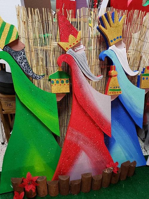 Reyes Tradicionales de 4' (REYTECH)