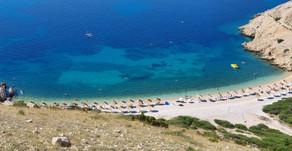 Die Insel Krk mit Hund/ Kroatien/ Camping & der beste Insider - Strand Oprna Bay