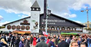 Auf zur Wiesn in München - Oktoberfest 2019