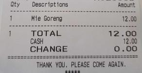 Reisekosten Malaysia/ Borneo