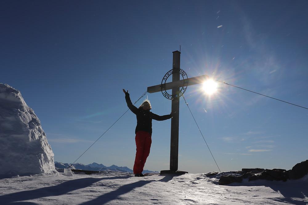 Top of Innsbruck/ Hafelekarspitze
