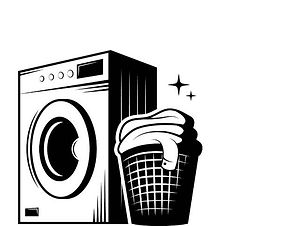 laundry-clipart-black-and-w35434hite-30.