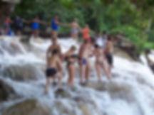 Jamaica water falls