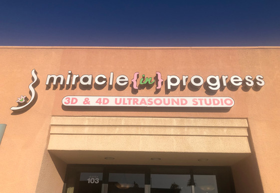Miracle In Progress
