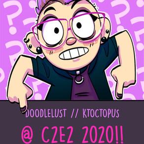 Doodlelust // KTOctopus at C2E2!