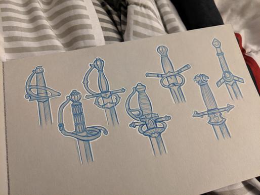 Sword Hilts