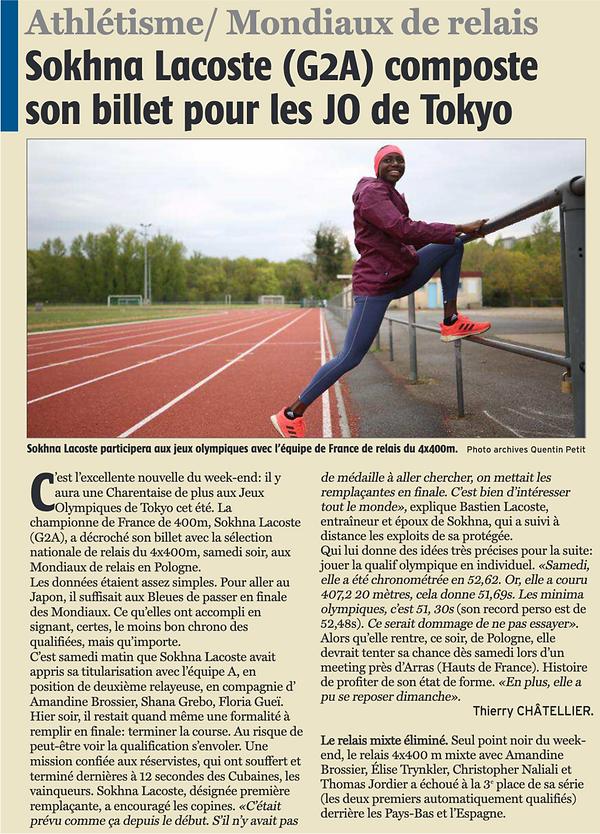 Charente Libre Chorzow