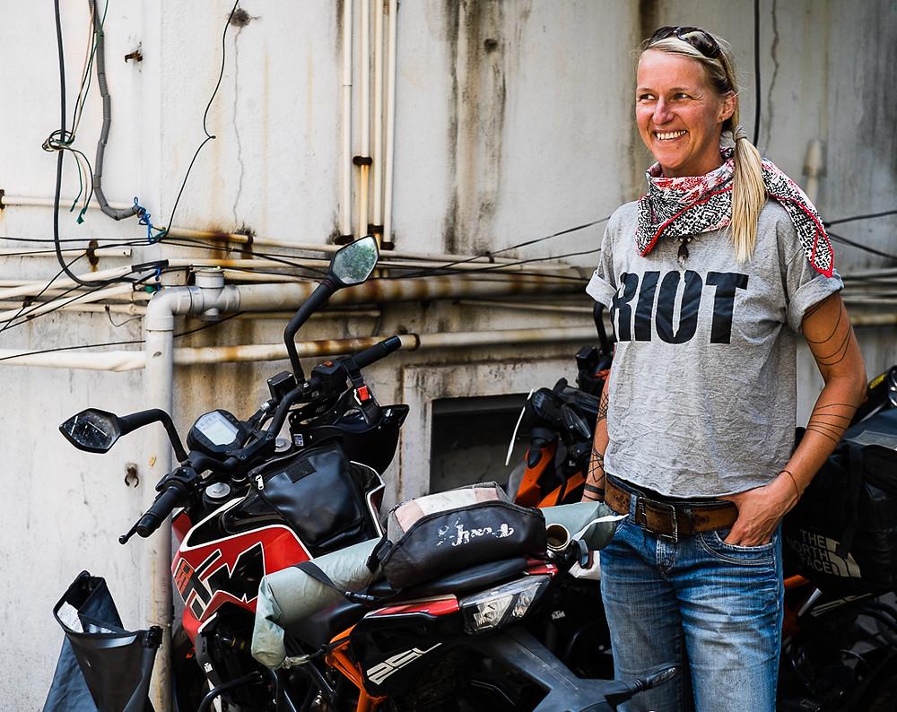 Chennai Motorcycle Rental, Tamil Nadu, India