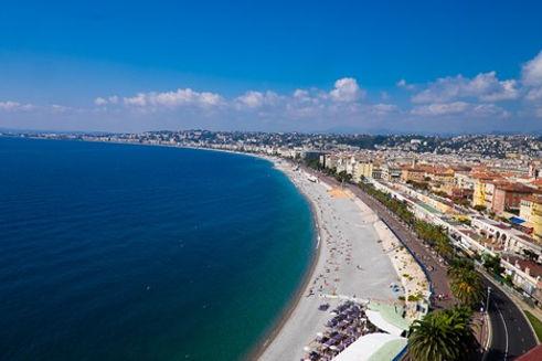 Promenade des Anglais, Nice, Alpes-Maritimes, France