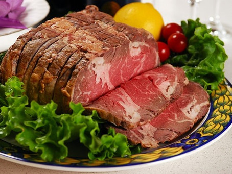 The Eternal Bond of Roast Beef