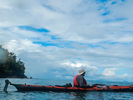 Day Tripper  - Sea Kayaking Thailand's North Coast