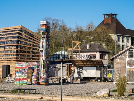 The Alternative Side of Basel: Holzpark Klybeck