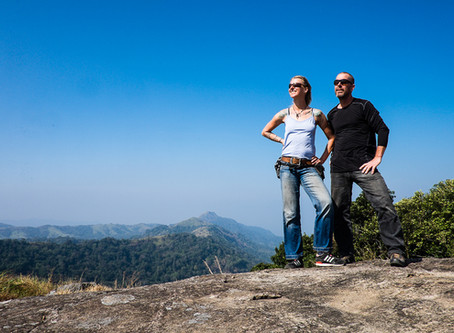 South India Road Trip - A Motorcycle Journal