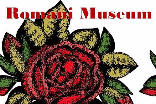 Romani Museum Lifetime Membership