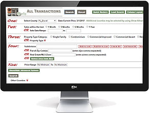 omputer image showing how investors and Cash Buyers can use MMT's SearchNet to find the perfect investment property.