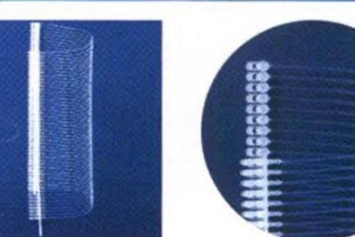 V-Tool Geçmeli Kılçık Şeffaf 5000 Adet (V-Tool System)