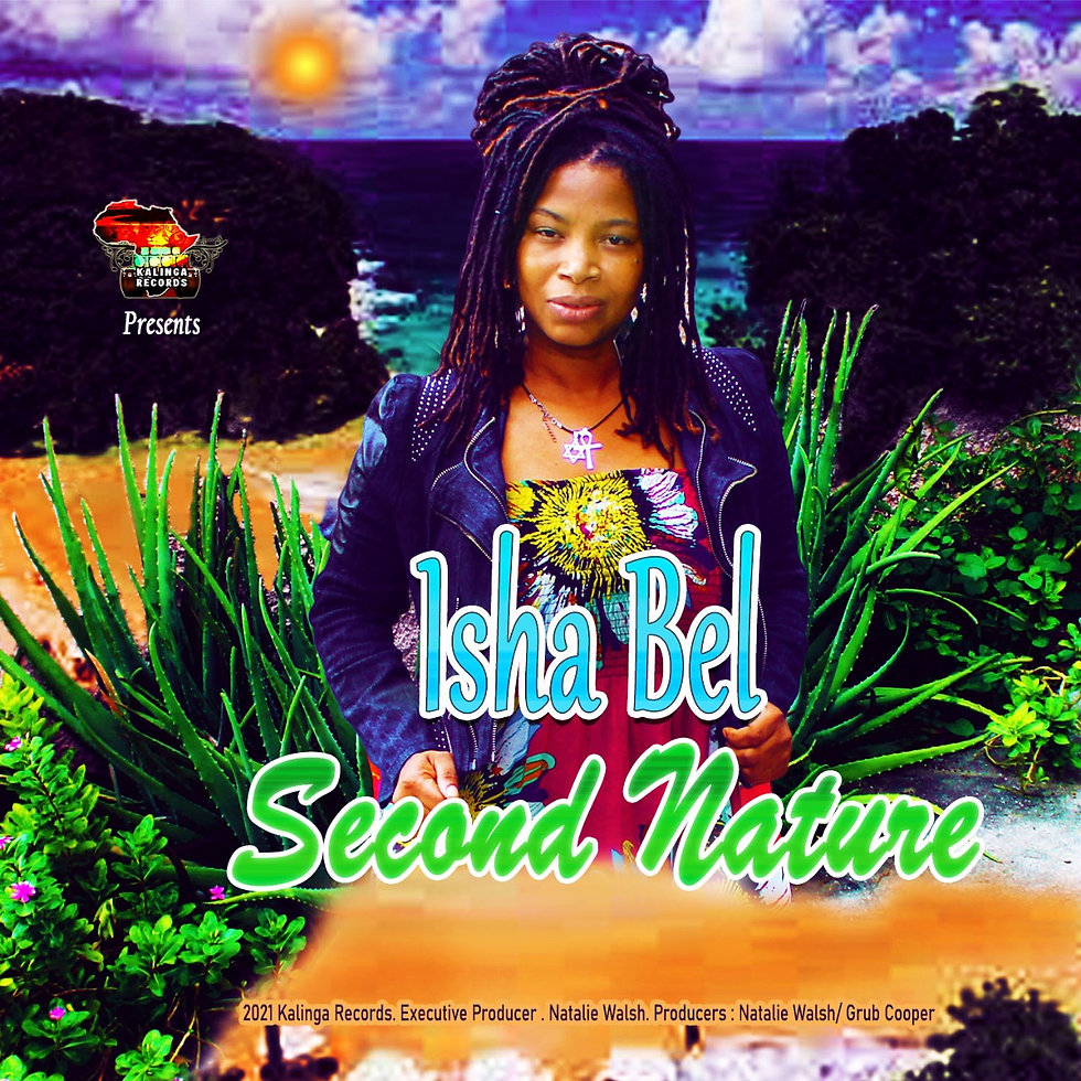 Isha Be-l Second Nature artwork Done by