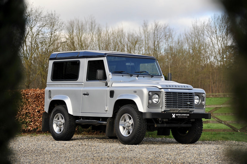 "Land Rover Defender 90 ""Last Production"""