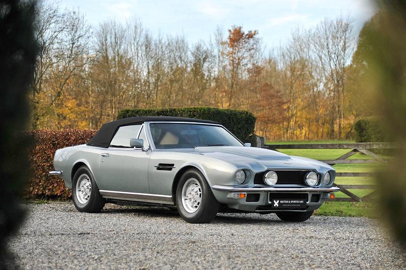 Aston Martin V8 Volante LHD