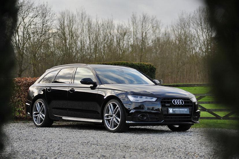 Audi A6 Avant 3.0 TDI Quattro BiTurbo S-Line