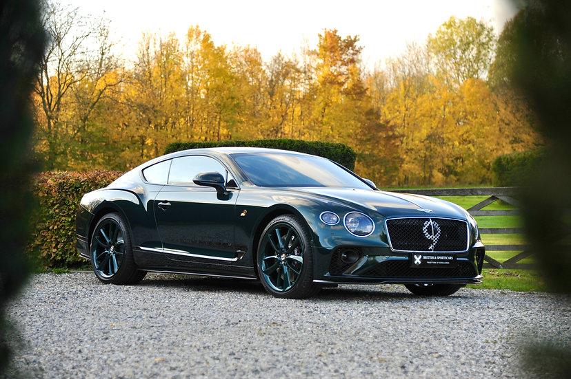 """Bentley Continental GT """"Number 9"""""""