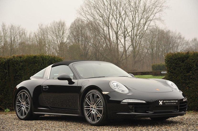 Porsche 991.1 Targa 4S