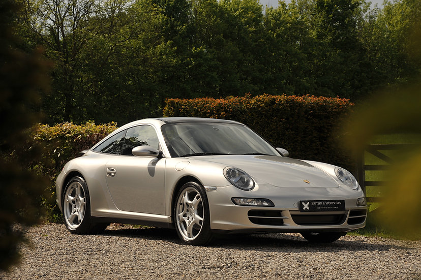 Porsche 997 Targa 4 Manual