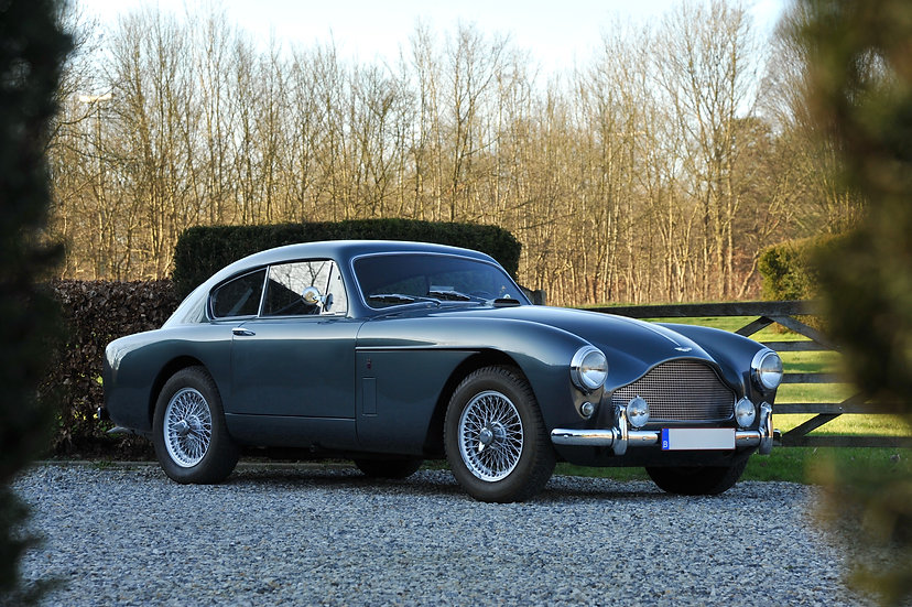 Aston Martin DB2-4 MK3