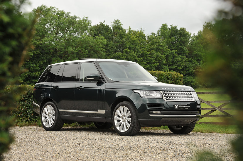 Range Rover Vogue 3.0 TDV6