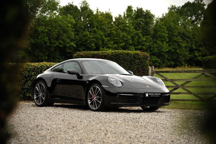 Porsche 992 Carrera 2S