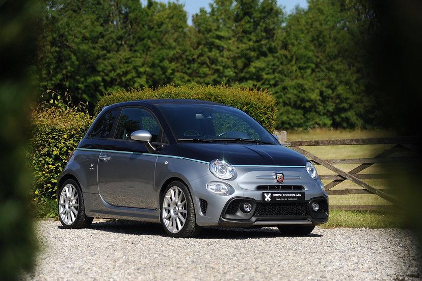 """Fiat Abarth 695 Rivale """"Riva"""" Edition"""