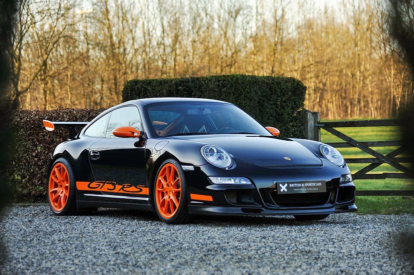 Porsche 911 (997.1) GT3 RS