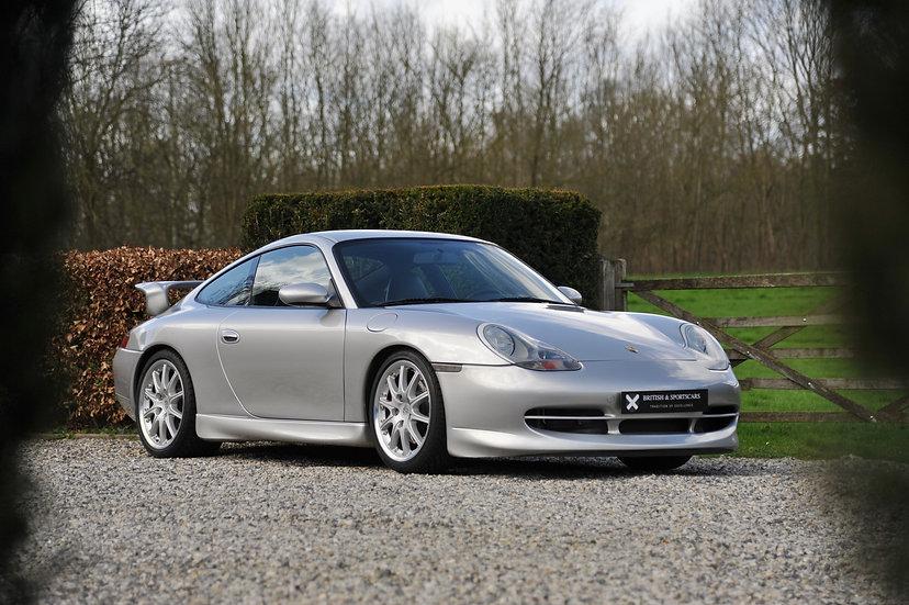Porsche 911 (996.1) GT3