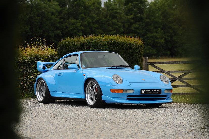 Porsche 993 GT2 EVO 1998