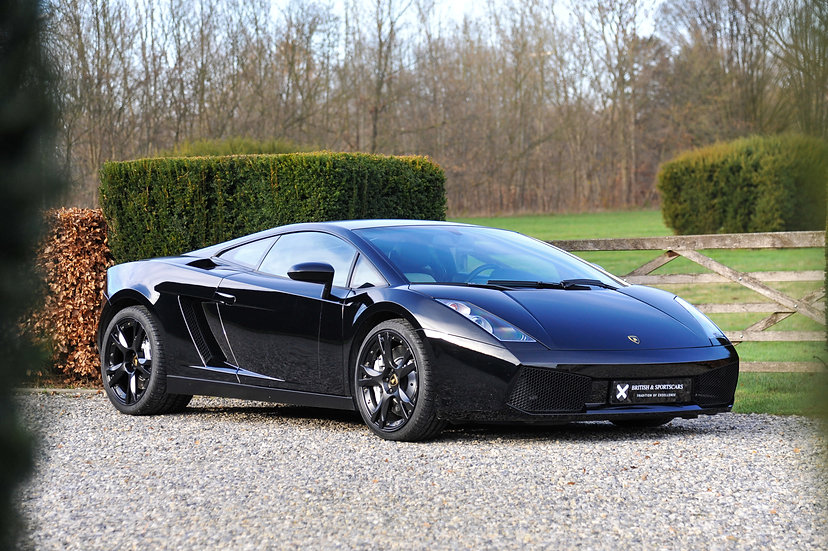 Lamborghini Gallardo Nera Edition