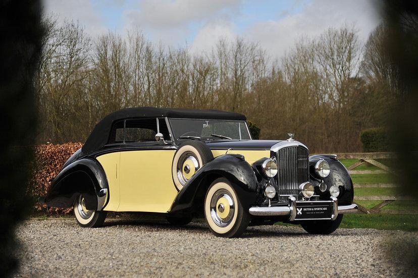 Bentley Mark VI 1948