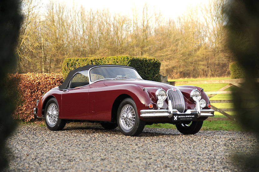 Jaguar XK 150 Roadster