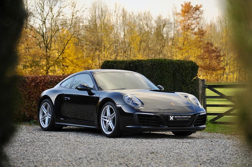 Porsche 911 (991.2) Carrera 4