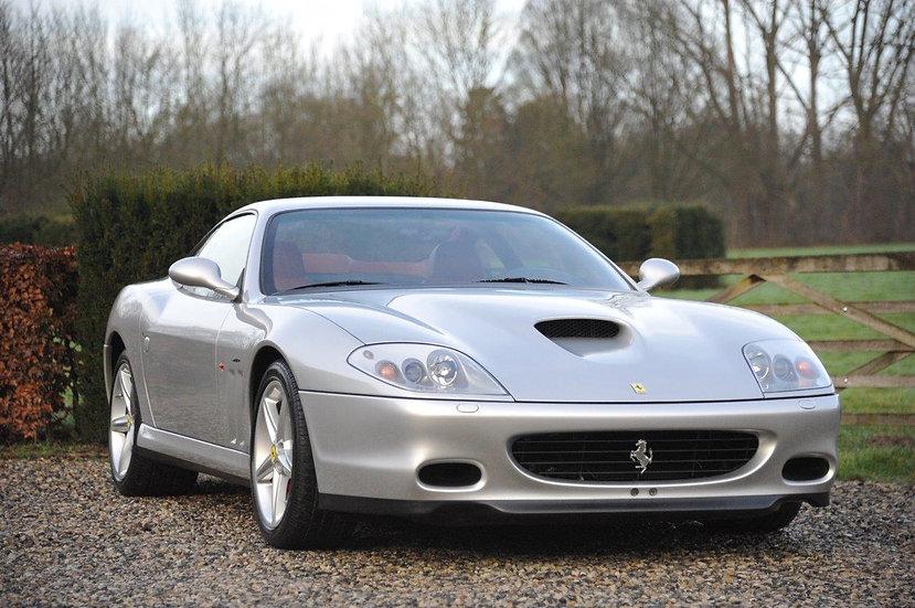 Ferrari 575 M - Manual Gearbox